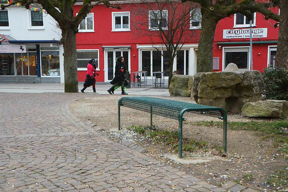 Kastanienpark - Rheinfelden