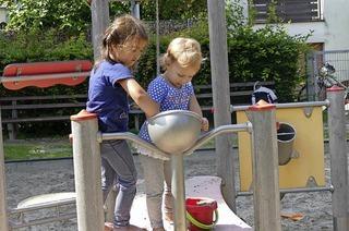 Spielplatz am Kastanienpark