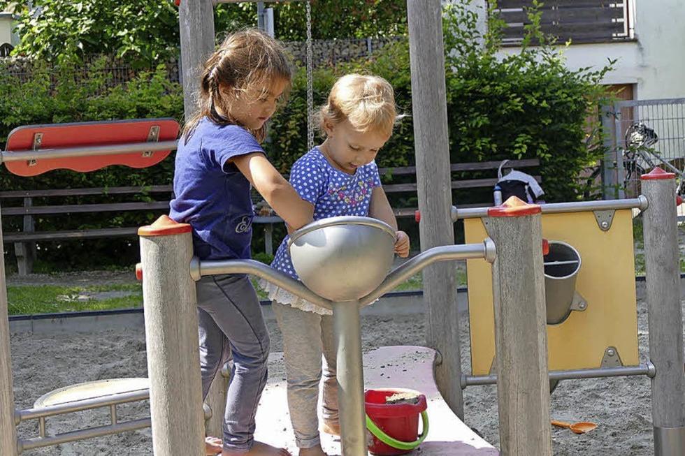 Spielplatz am Kastanienpark - Bad Krozingen