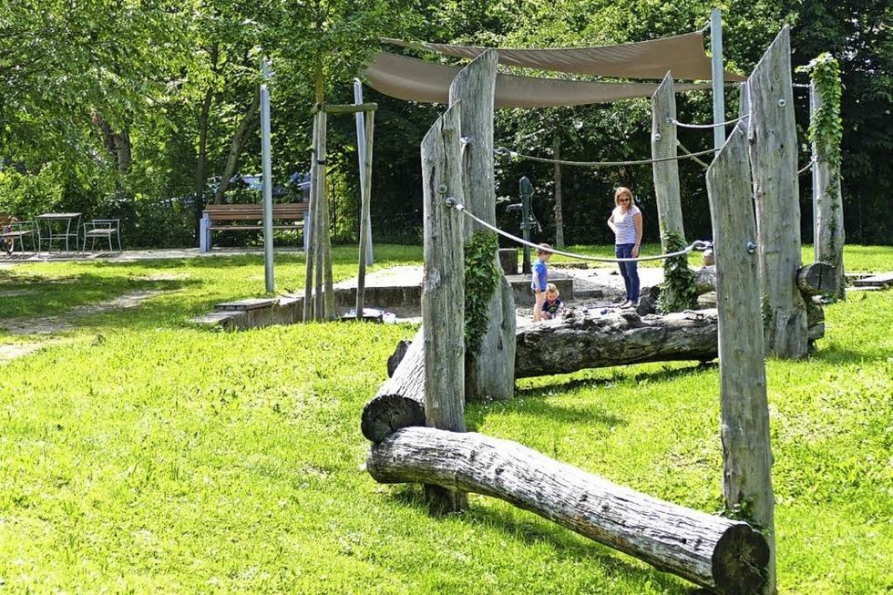 Spielplatz Anton-Danner-Park - Bad Krozingen