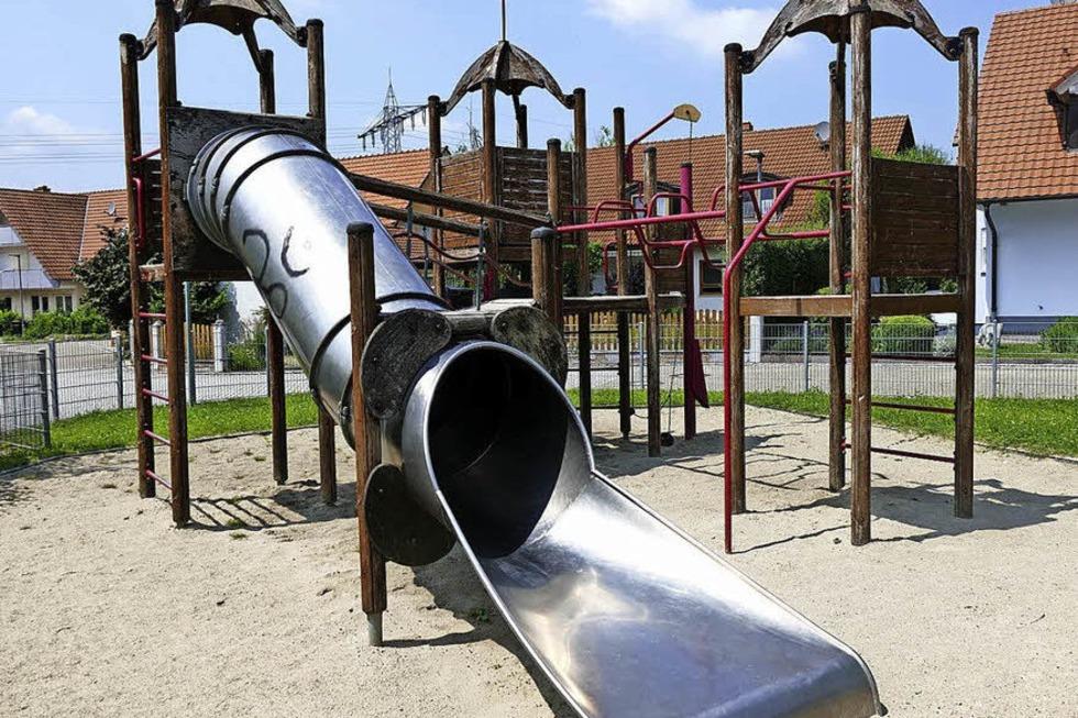 Spielplatz im Käppelefeld (Schlatt) - Bad Krozingen