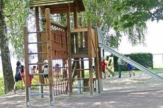 Spielplatz St.Andreas-Straße (Tunsel)