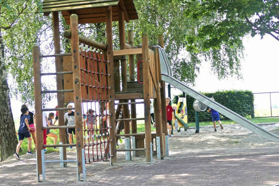 Spielplatz St.Andreas-Straße (Tunsel) - Bad Krozingen