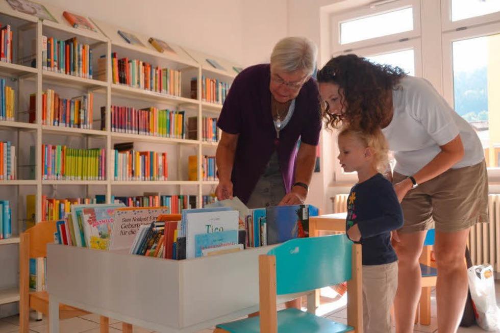 Bücherei - Kandern