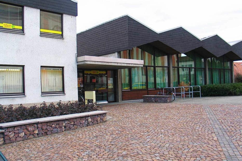 Josef-Blum-Gemeindehaus - Riegel