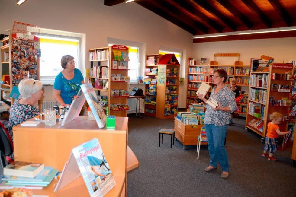 Katholische Öffentliche Bücherei - Riegel