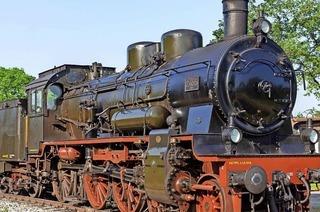 Die IG-3-Seenbahn lädt zum Bahnhofsfest nach Seebrugg