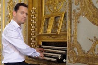 Organist Jean-Baptiste Robin spielt Werke der französischen Romantik