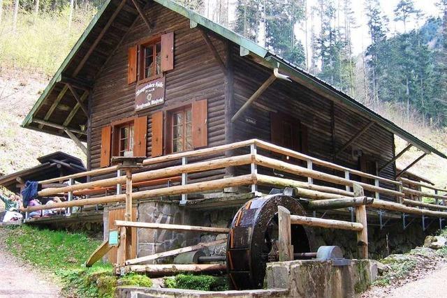 Die Stangenbodenhütte