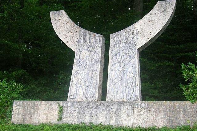 Das Dürrenbergdenkmal
