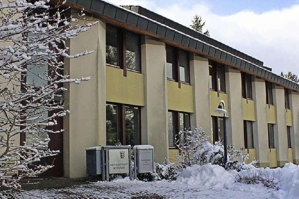Amtsgericht Titisee-Neustadt - Titisee-Neustadt