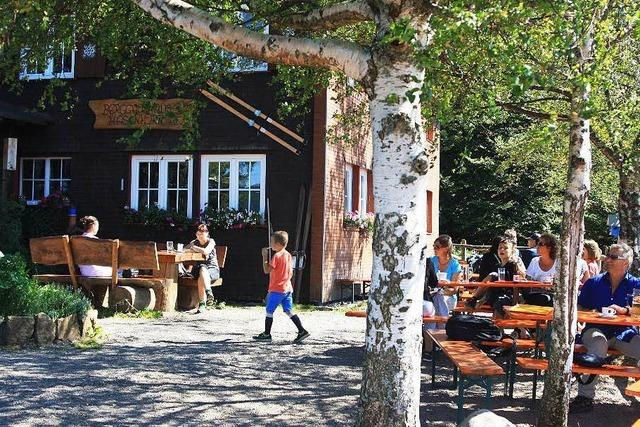Berggasthaus Hasenhorn