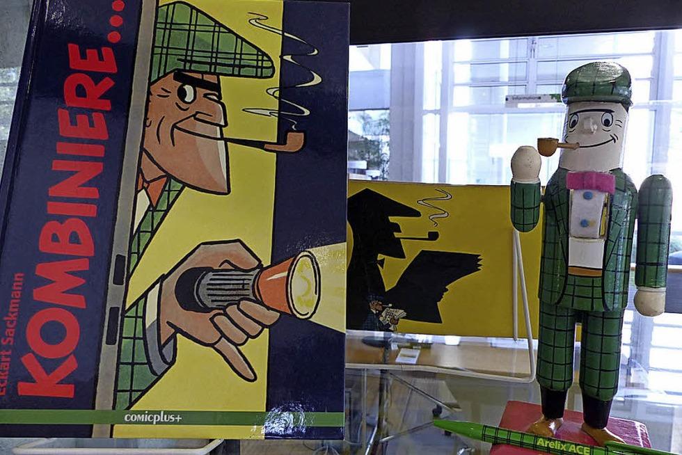 Baaske Cartoons in Müllheim - Badische Zeitung TICKET