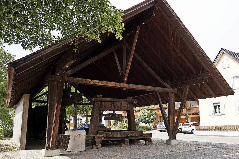 Trottplatz - Merdingen
