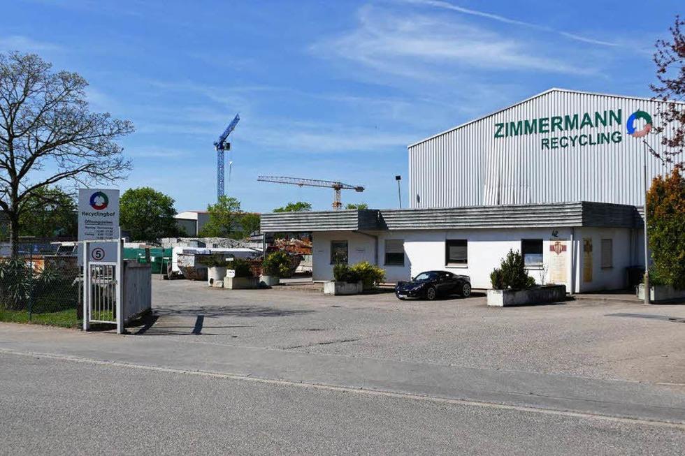 Recyclinghof - Bad Säckingen