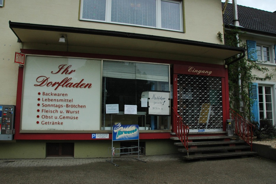 Stehcafé Rümmingen (im ehem. Dorfladen) - Rümmingen