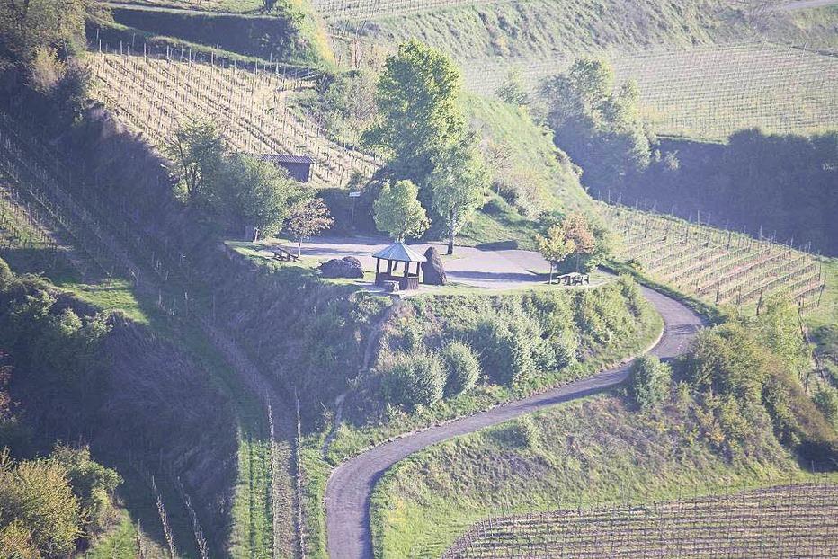 Aussichtsplattform Mondhalde (Oberrotweil) - Vogtsburg