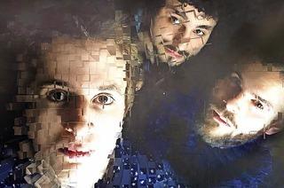 Das Konrad Bogen Trio verbindet Jazz, HipHop und arabische Musik