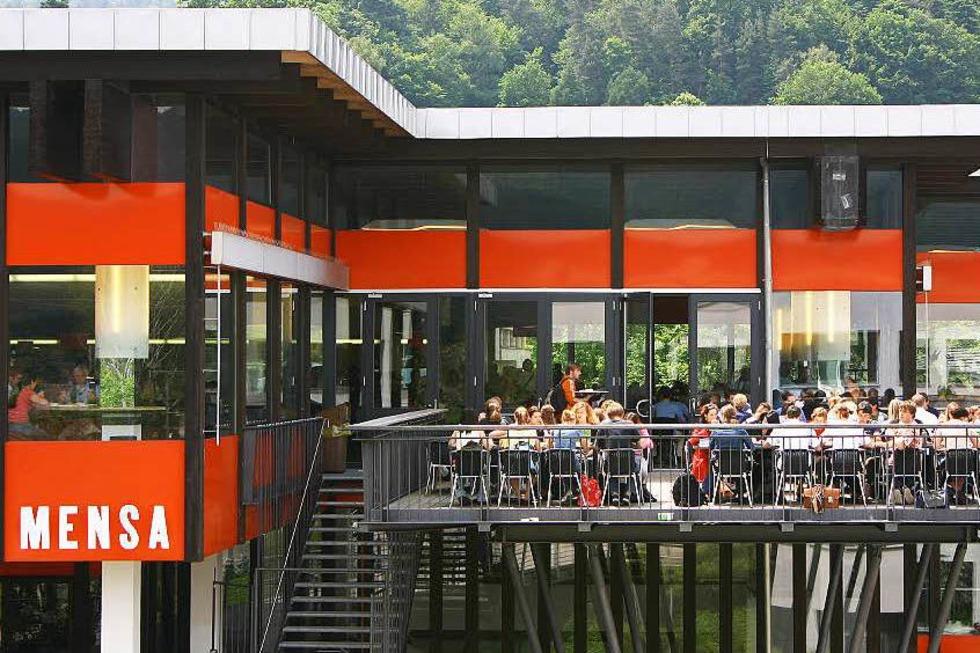 Mensa Pädagogischen Hochschule (Littenweiler) - Freiburg