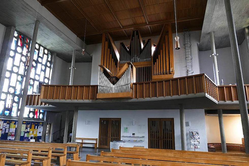 Kirche St. Barbara (Littenweiler) - Freiburg