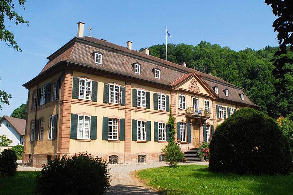 Gartensaal (Schloss Ebnet) - Freiburg