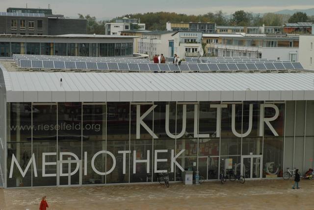Glashaus (Rieselfeld)