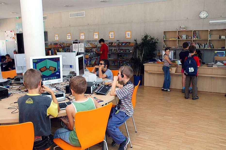 Kinder- und Jugendbibliothek (Rieselfeld) - Freiburg