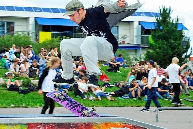 Skatepark (Rieselfeld)