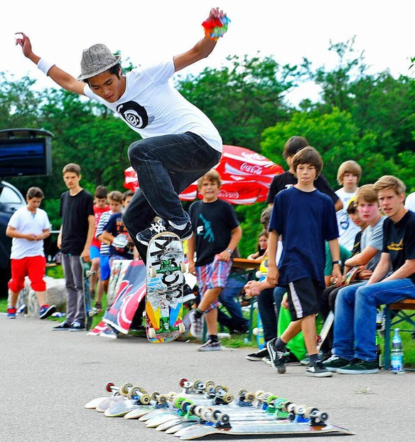 Skatepark (Rieselfeld) - Freiburg