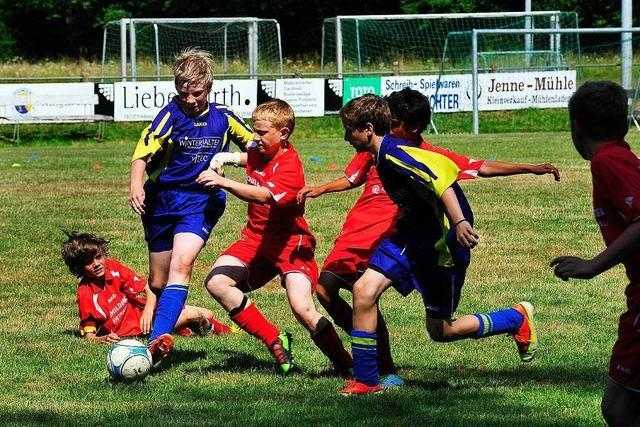 Fußballplatz SC (Tiengen)