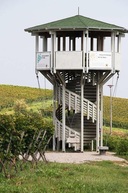 Aussichtsturm (Opfingen) - Freiburg