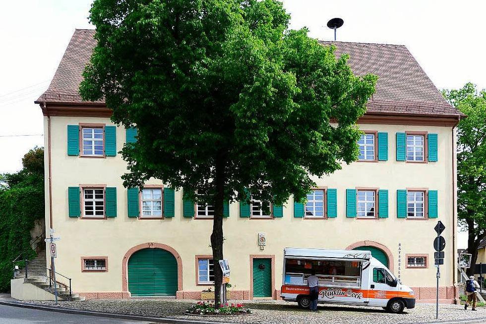Rathaus Opfingen - Freiburg