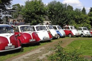 An drei Standorten im Ortenaukreis können die Kultautos bewundert werden