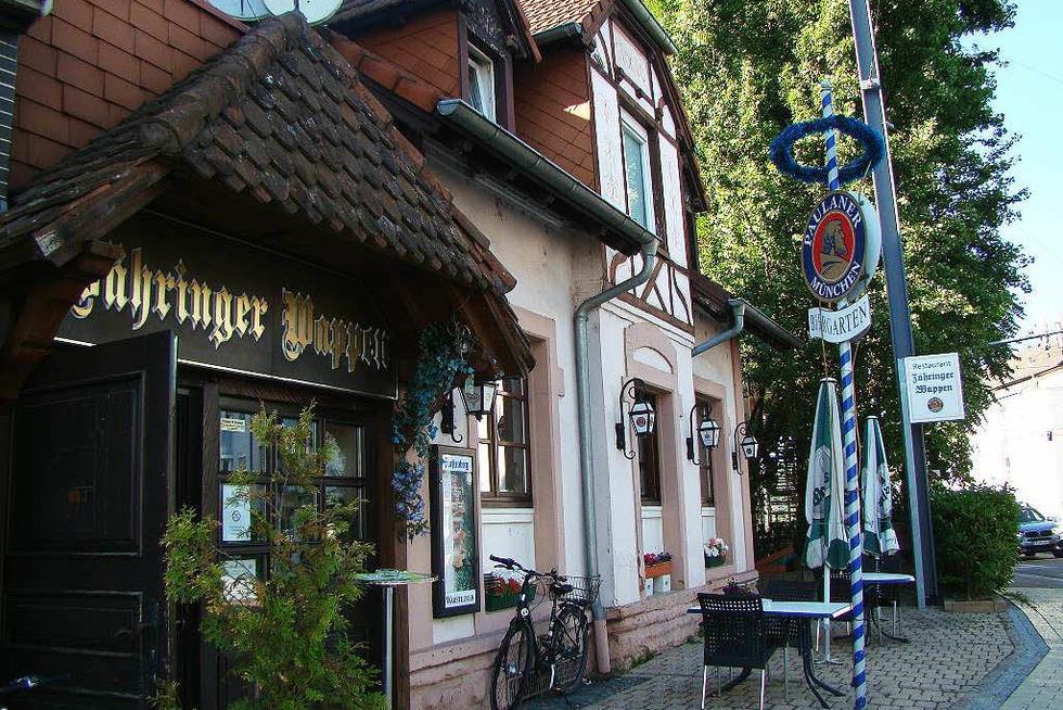 Gasthaus Zähringer Wappen - Freiburg