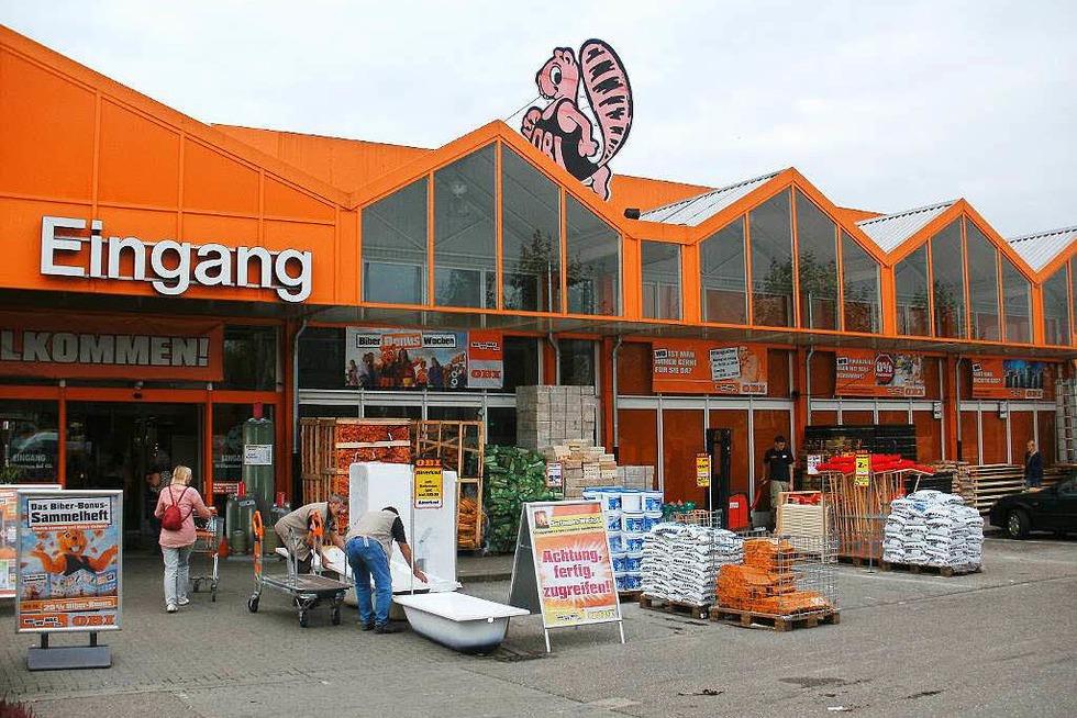 Obi-Baumarkt (Industriegebiet Nord) - Freiburg