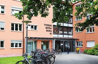 Thomas-Morus-Burse Studentenwohnheim