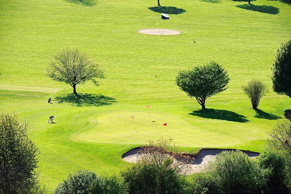Golfplatz Tuniberg (Munzingen) - Freiburg