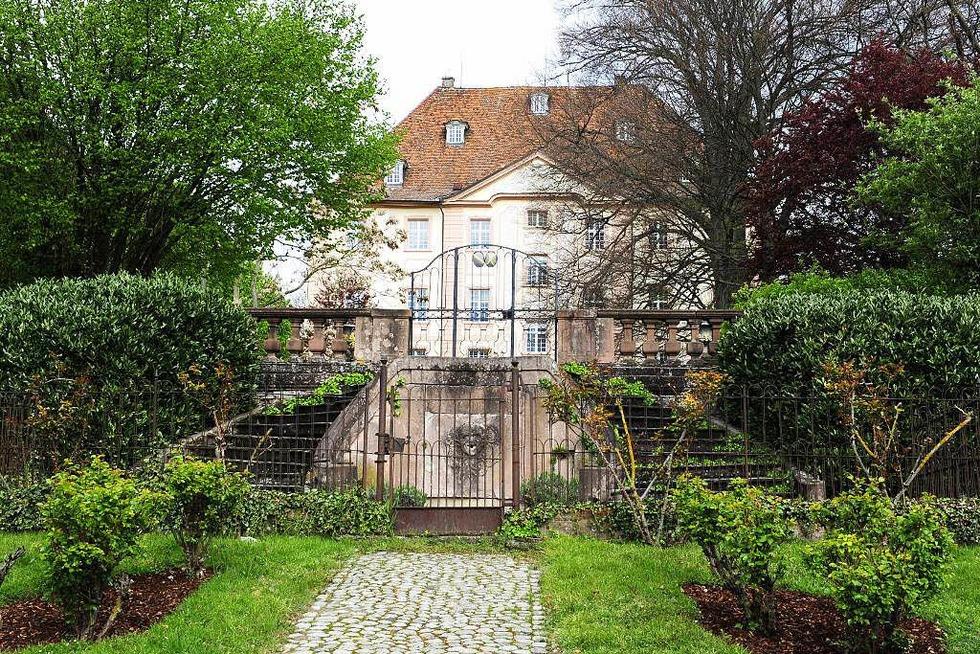 Schloss Kageneck (Munzingen) - Freiburg