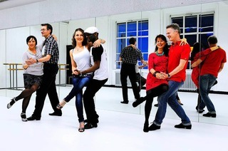 Tanz-Fitness-Studio