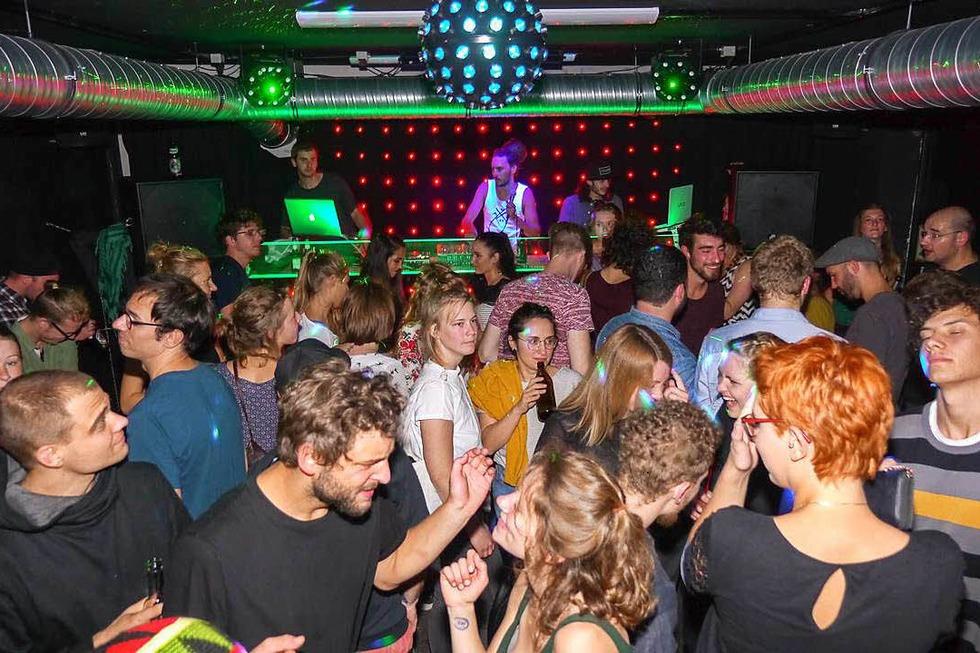 TIK Club - Freiburg