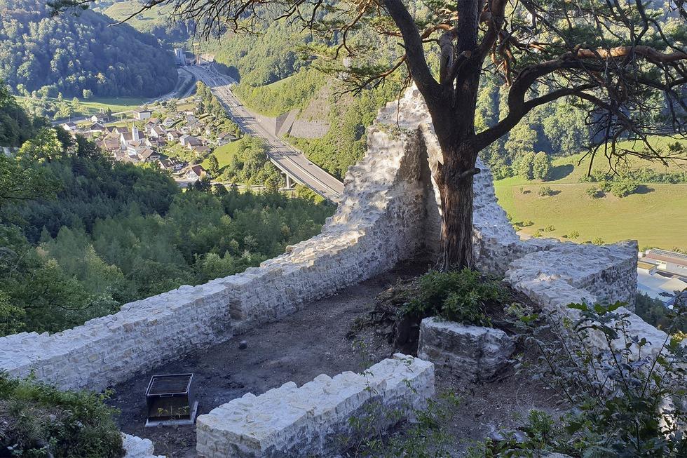 Burgruine Witwald - Eptingen