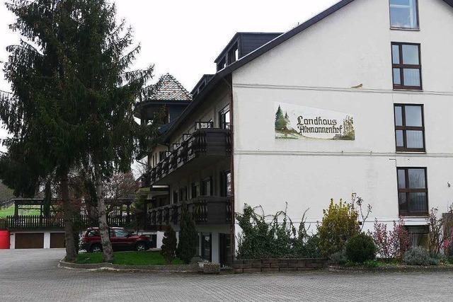 Landhaus Alemannenhof (Mengen)