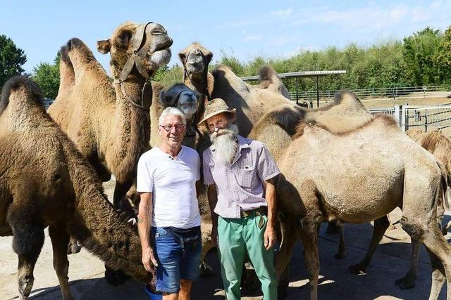 Mundenhof-Tierpfleger im Interview: