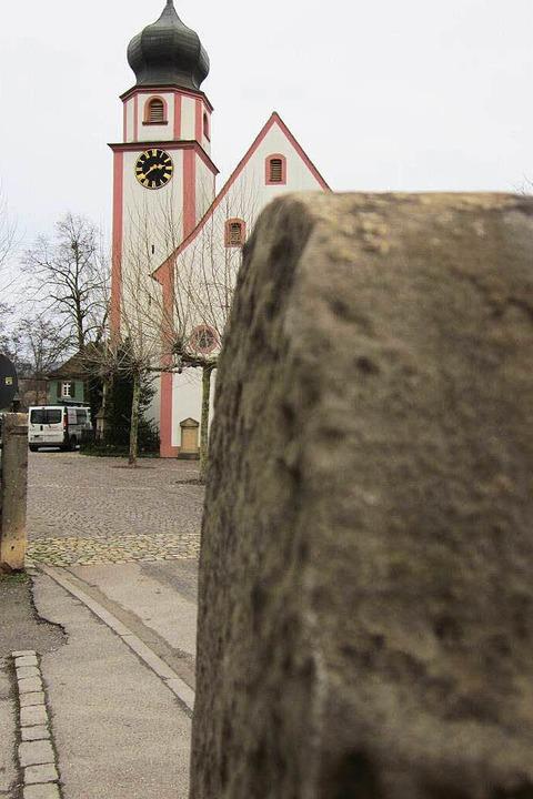 Hl. Kreuzkirche (Offnadingen) - Ehrenkirchen
