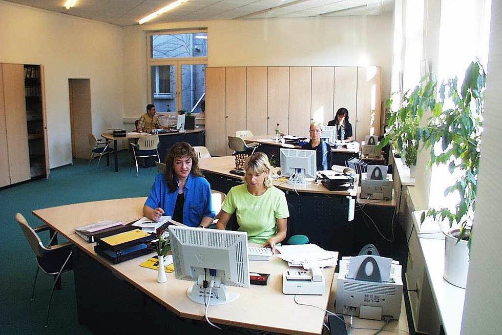 Bürgerbüro im Rathaus - Bad Krozingen