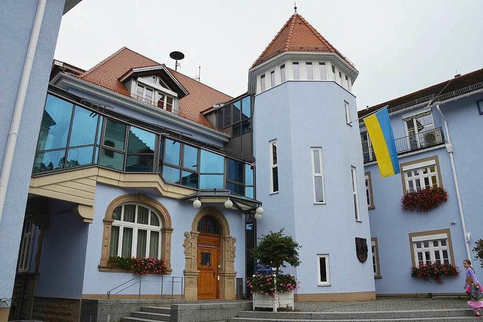 Rathaus - Bad Krozingen