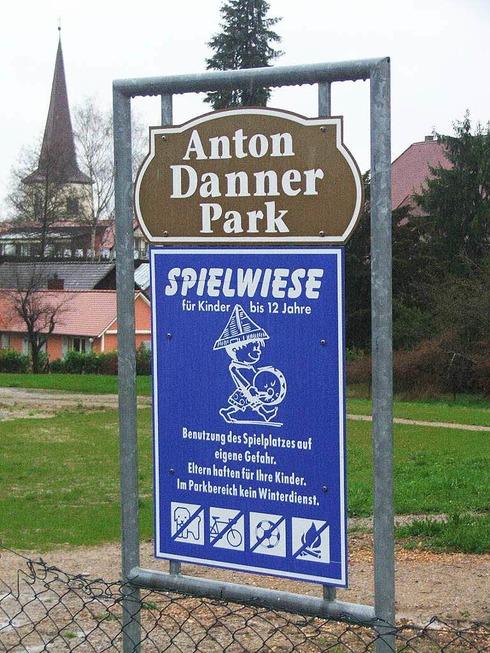 Anton-Danner-Park - Bad Krozingen