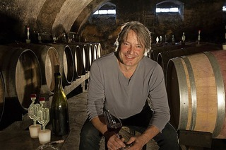 Matthias Höfflin stellt seine Bio-Weine im Cala-Theater vor