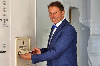 Breitnaus Bürgermeister Haberstroh tritt in Schopfheim an
