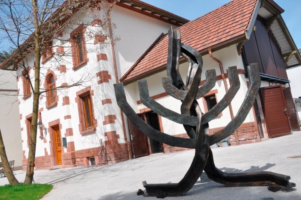 Gedenkstätte für Flüchtlinge - Riehen